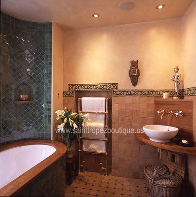 spanish style bathrooms bathroom design ideas spice up your bathroom moroccan style