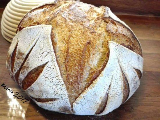 Pane misto semola my bread