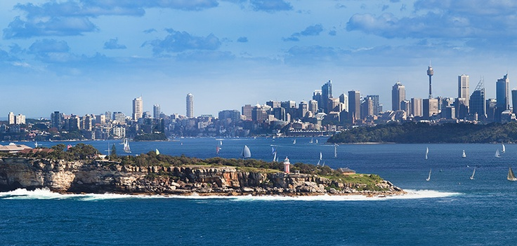 Wot a view! Fly away to #Sydney from AU$58 and stay at the Sebel Surry Hills from AU$139. Today only #travel #Australia