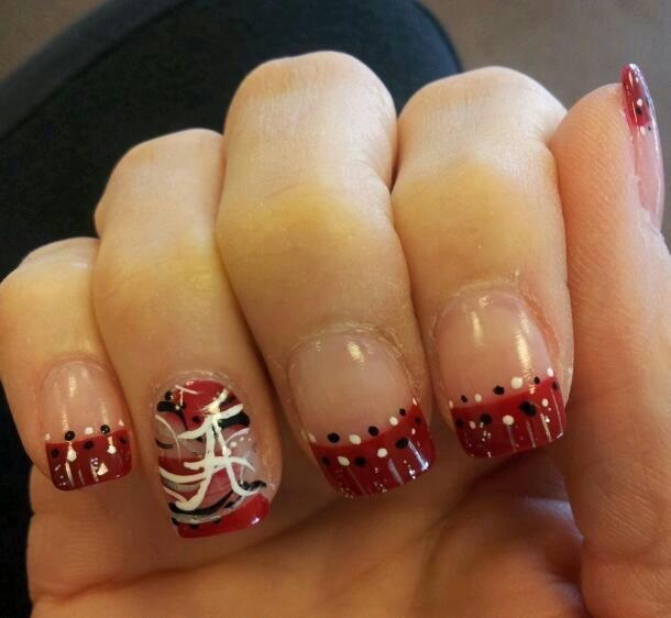 Nail Model in Gardendale, Alabama - Best 25+ Alabama Nails Ideas On Pinterest Alabama Nail Art