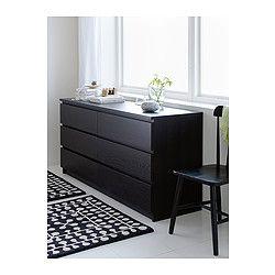 Ikea schminktisch schwarz  Die besten 25+ Kommode schubladen organisieren Ideen auf Pinterest ...
