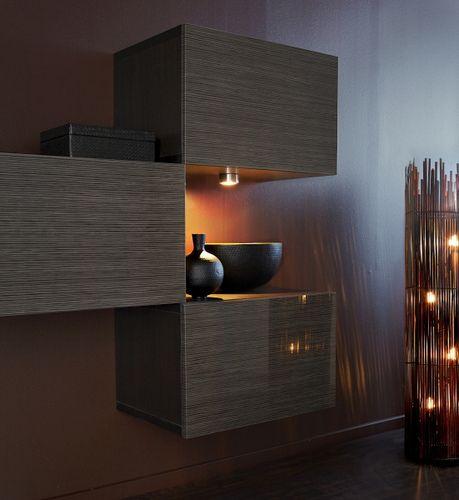 BESTÅ | This black-brown bamboo patterned BESTÅ storage comb… | Flickr