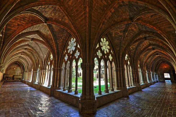 Veruela Abbey (Real Monasterio de Santa María de Veruela), Vera de Moncayo, Zaragoza Province, Spain by Andrei S on 500px