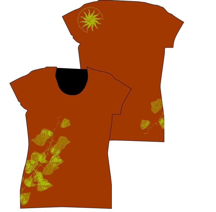 Original apparel design for retail boutique