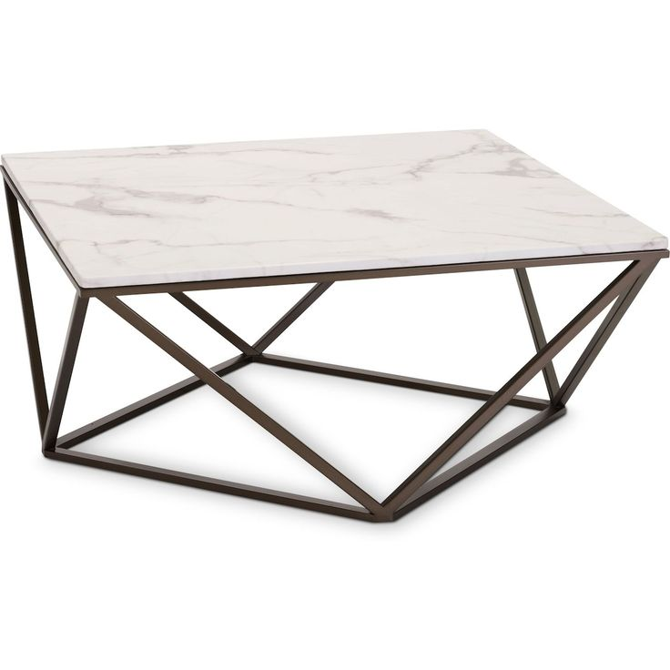 Best Emma Marble Coffee Table American Signature Furniture 400 x 300