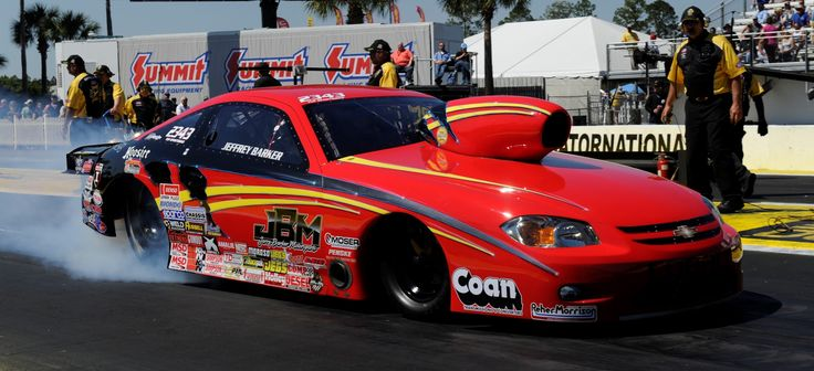 Motor'n | Holley EFI Race News: Barker Doubles Up in Gainesville, Massel Rules NMCA in Bradenton