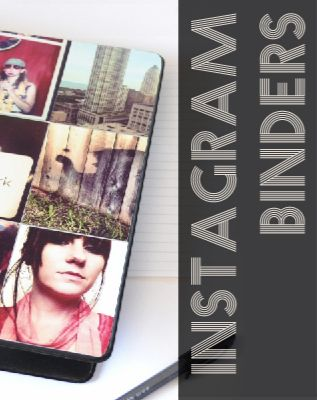 Mod Podge Instagram Binders Tutorial!