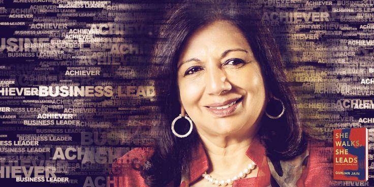Kiran Mazumdar Shaw | Chief Biocon | Entrepreneur | Industry leader | She Walks, She Leads