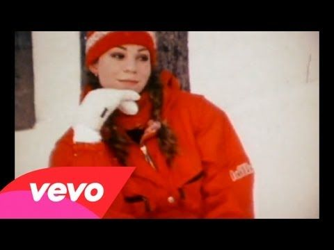 "The video is a classic. | These Are The Secret Versions Of Mariah Carey's ""All I Want For Christmas Is You"" Video"
