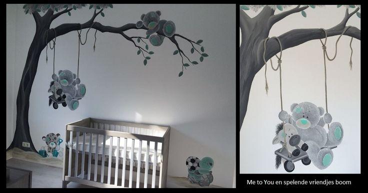 17 beste idee n over boom muurschilderingen op pinterest boom muurschilderingen boom muur - Muurschildering volwassen kamer ...