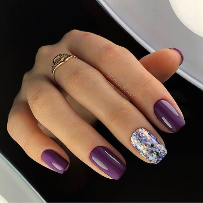 132 Simple Short Acrylic Summer Nails Designs For 2019 78 Armaweb07 Com Trendy Nails Nails Manicure