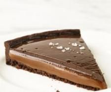 Salted Choc Caramel Tart | Official Thermomix Forum & Recipe Community
