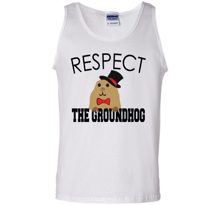Funny Respect The Groundhog Day T-Shirt