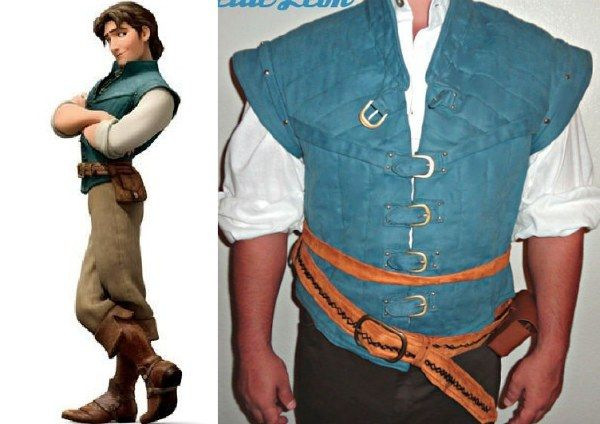 Flynn Rider, Tangled | Community Post: 16 Ridiculously Good-Looking Disney Costumes You Can Actually Buy