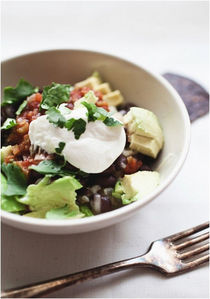 Burrito Bowls | Food board 2 | Pinterest