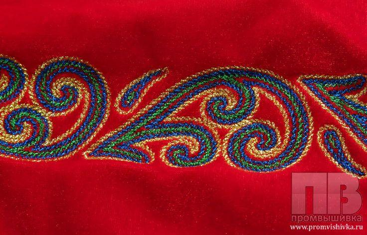 Купить вышивку на ткани