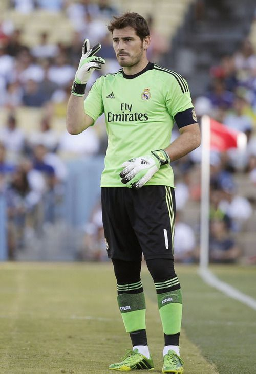 Iker Casillas                                                                                                                                                                                 More