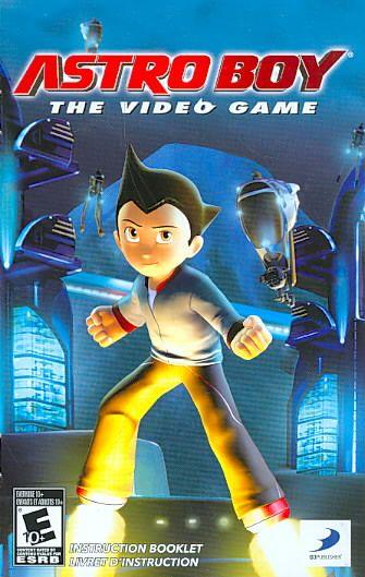 Astro Boy - The Video Game - E3 Teaser - YouTube