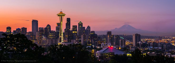 How I Shot And Edited It: Seattle Skyline
