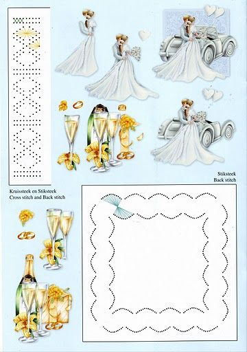 cartes brodees - Page 23