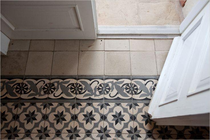 stunning tile work