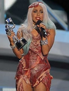 Dress Like Lady Gaga - Halloween Bacon Costumes
