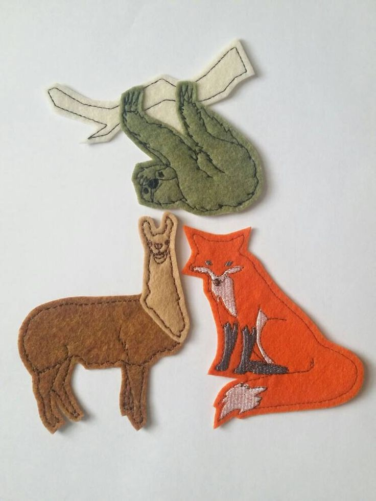 Iron On Patch - fox patch - sloth patch - llama patch - sew on patch - patches for jackets - patches for jeans - cute patches by dahliasoleil on Etsy https://www.etsy.com/listing/285426727/iron-on-patch-fox-patch-sloth-patch
