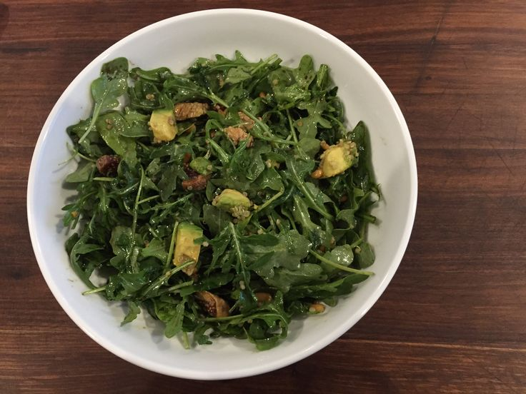 Arugula and Fig Salad http://www.whitsway.com/arugula-and-fig-salad/