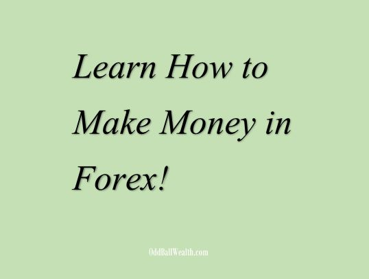 How do i learn forex trading