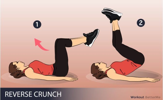 do crunches eliminate belly fat