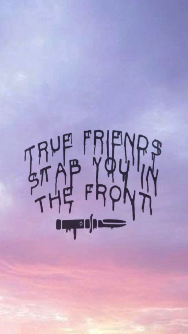 Bring me the horizon// true friends