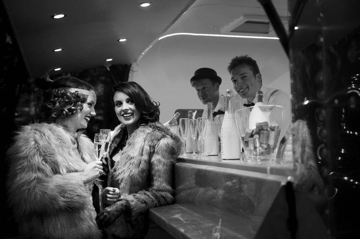 Buitengewoon Bubbels Retro Vintage Great Gatsby