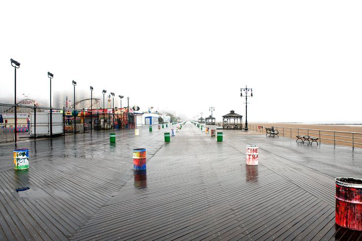 FLIPP Management | Neil Bailey, Coney Island New York