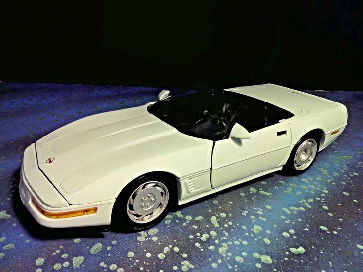 Chevrolet Corvette 1996 Convertible 1:18 - Sehr selten!