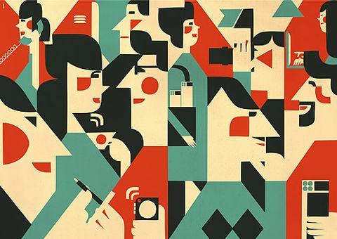 Iv Orlov's geometric illustrations
