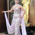 Lady Gaga  Alfombra Roja De Los Premios Oscars 2014 http://mediorosa.com/?p=5191