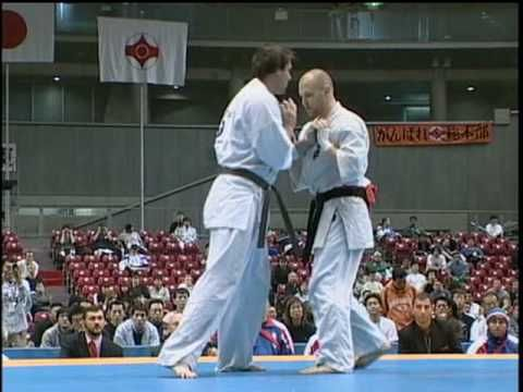 Karate is a striking art using punching, kicking, knee and elbow strikes.The tournaments are designed to match members of opposing schools or styles