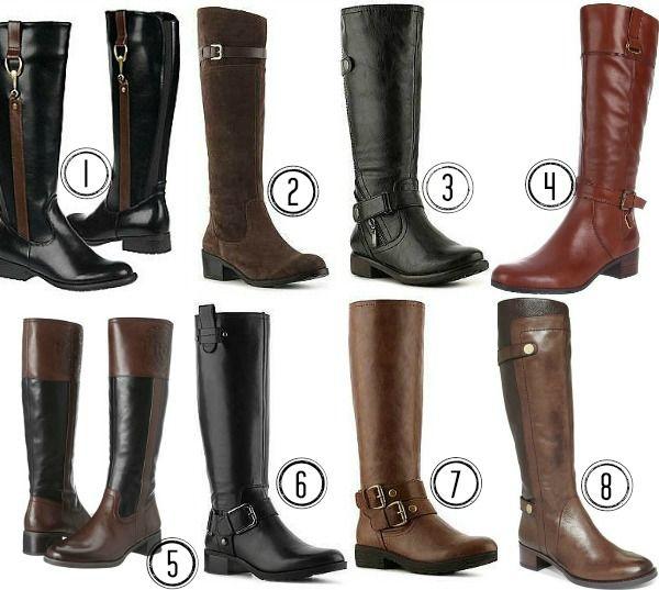 High Boots Fashion