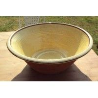 Cream Pancheon Barrington Pottery