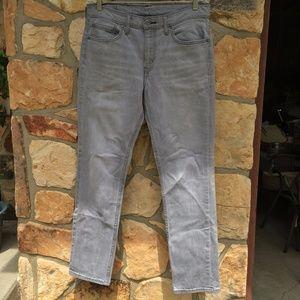 Men's Levi's 511 Slim Fit Stretch Jeans 33x32. Price: $18 Size: 33