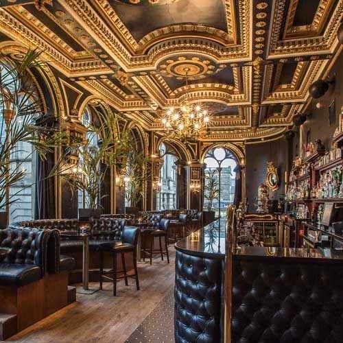 The Voodoo Rooms Edinburgh | ©TheVoodooRooms