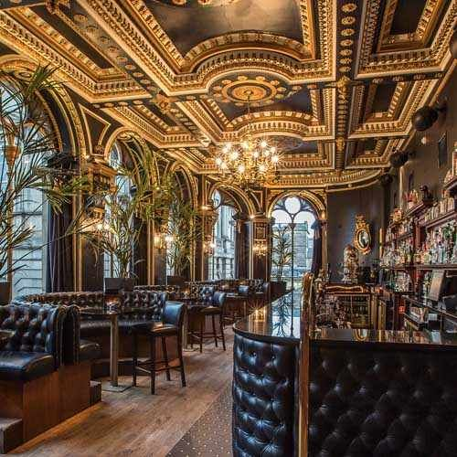 The Voodoo Rooms Edinburgh | TheVoodooRooms
