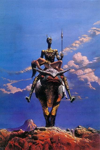 Bruce Pennington - A Princess of Mars