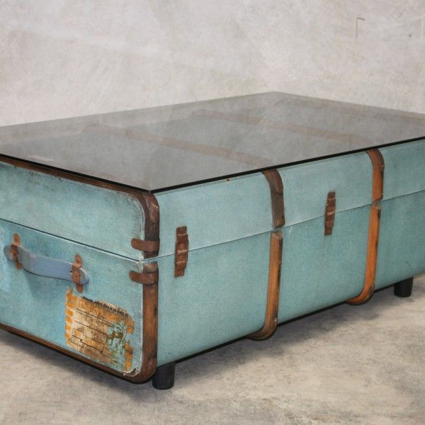 18 Best Steamer Trunk Coffee Tables Images On Pinterest