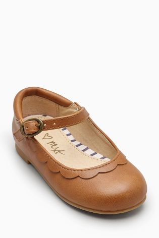 Buy Scallop Mary Janes (Younger Girls) online today at Next: Australia