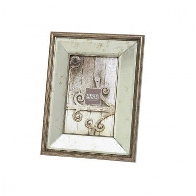 Antique style frame by Mindy Brownes <3