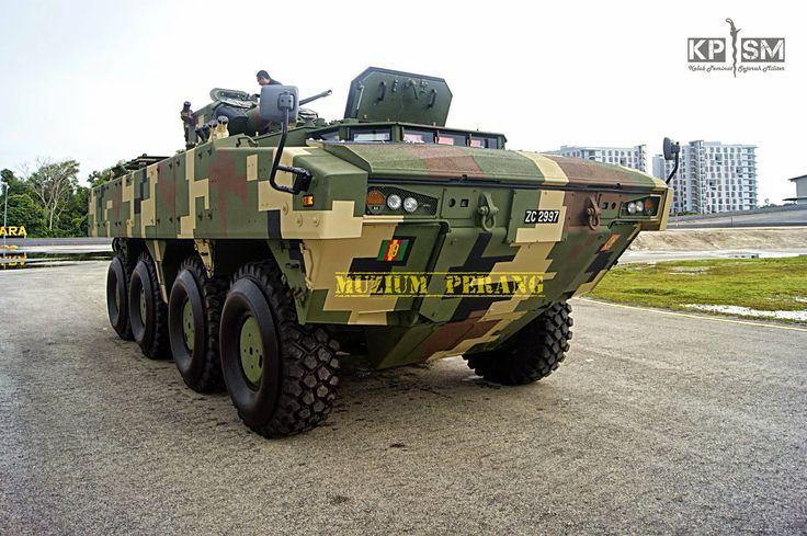 PARS (Tekerlekli Zırhlı Araç - Wheeled Armoured Combat Vehicle)
