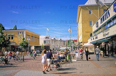 Mariehamn. Finlandia
