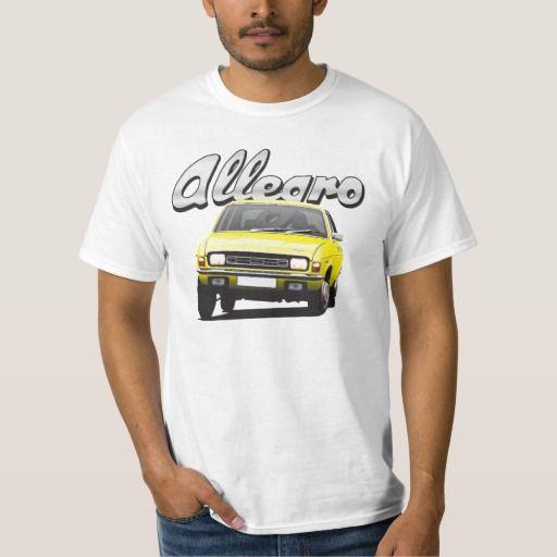 Austin Allegro DIY light yellow  #austinallegro #allegro #austin #leyland #british #uk #automobile #car #tshirt #print #illtustration #zazzle #70s #classic #yellow