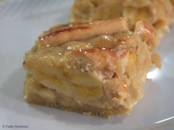 Receita de Torta de banana rápida - Tudo Gostoso  http://tudogostoso.me/r2211